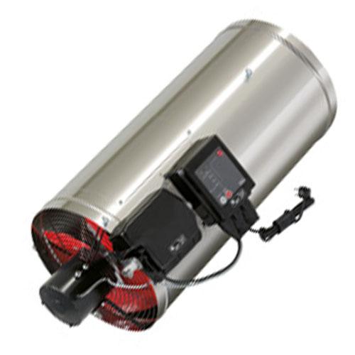 Газові теплогенератори прямого нагріву