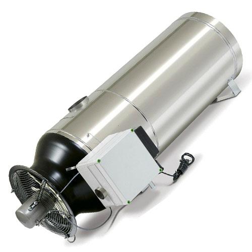 Газові теплогенератори непрямого нагрівання